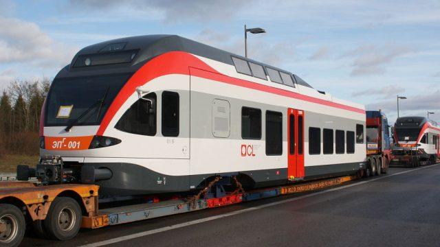 Поезда в Беларуси