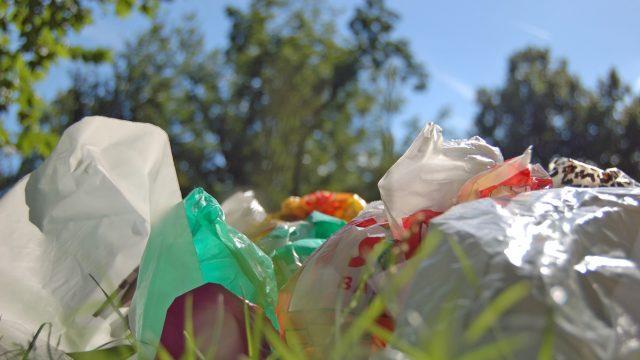 Пластиковые мешки