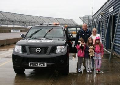 NorthamptonshireTelegraph: Белорусские школьники побывали на автогонках в Англии