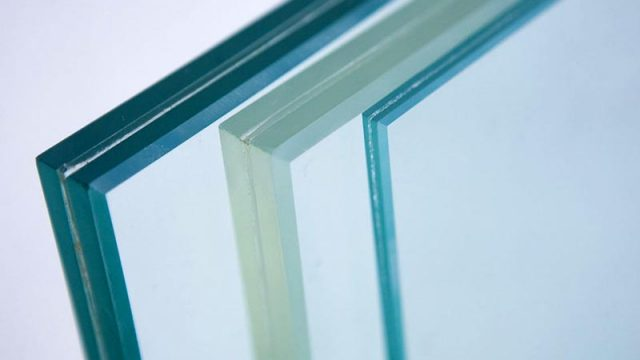 Листовое стекло