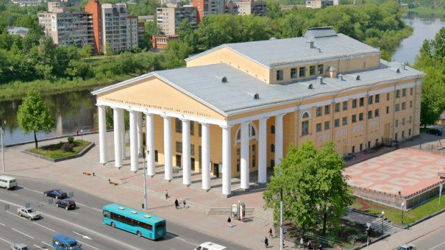 Театр имени Якуба Коласа в Витебске