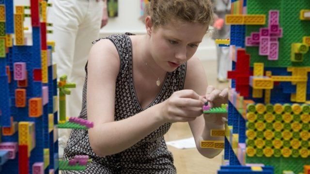 соревнования по конструированию из Лего