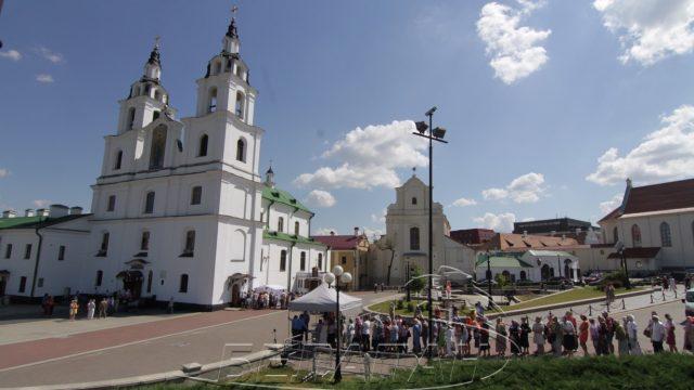Святыня в Минске