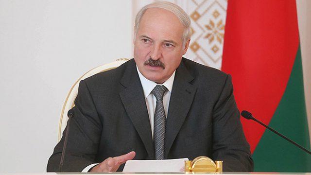 Лукашенко про жилье