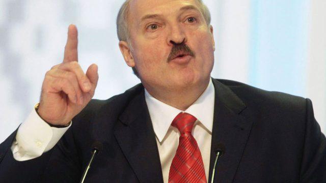 Лукашенко про давление