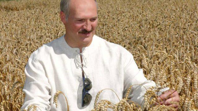 Лукашенко про урожай