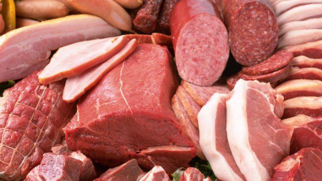 Цены на мясо