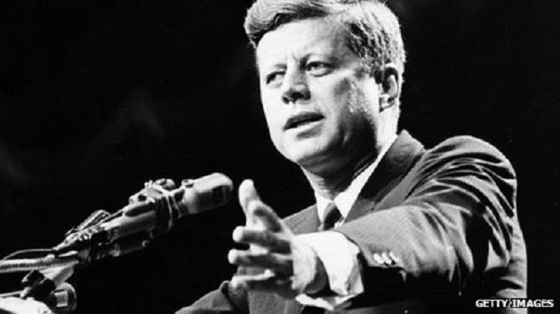 Некто написал, что убийство Кеннеди – дело рук Фиделя Кастро
