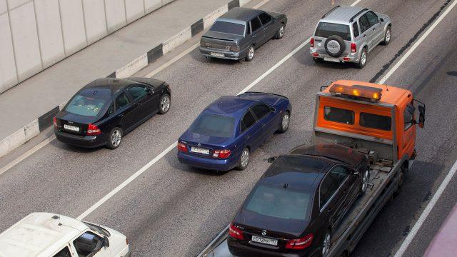 Эвакуация автомобилей