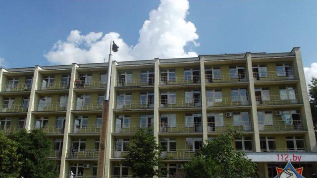 Минская больница