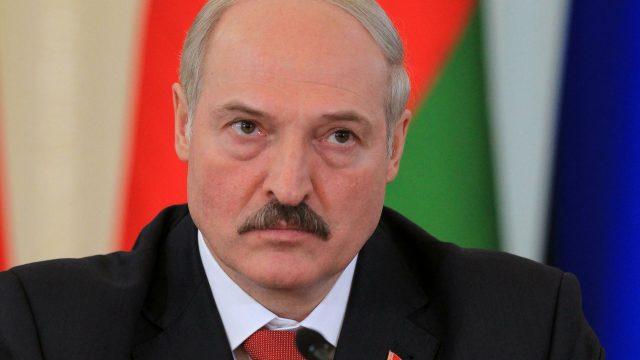 Лукашенко про коррупцию