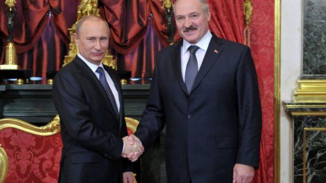 Путин о Беларуси
