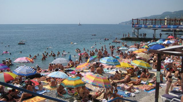 Пляжи Беларуси