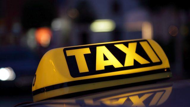 Терминалы в такси