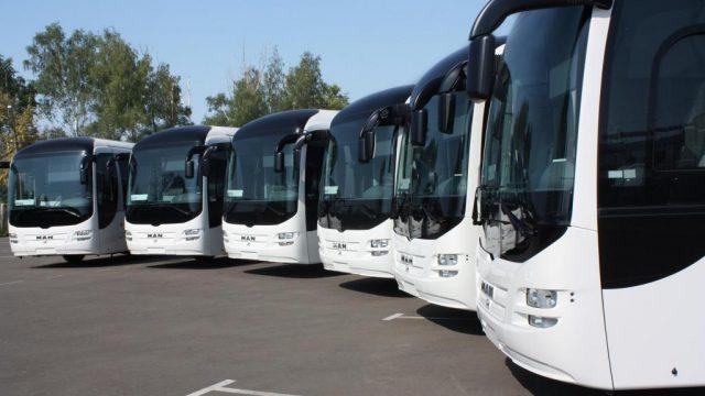 Интернет в автобусах