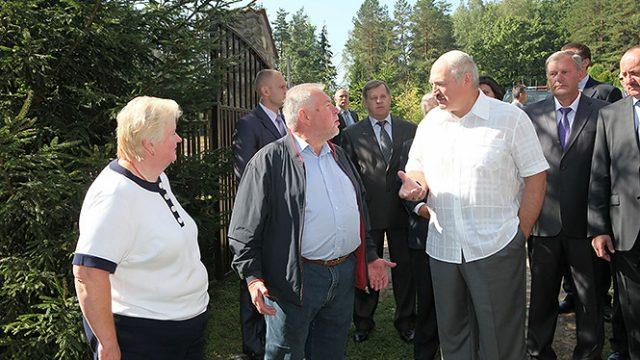 Лукашенко про агротуризм