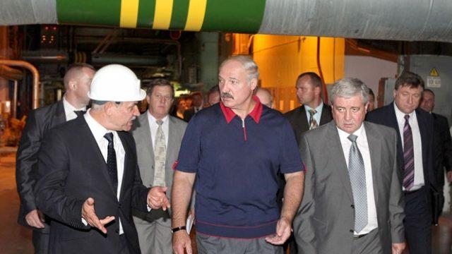 Лукашенко про Березовской ГРЭС