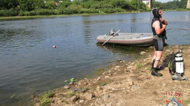 Ребенок утонул в реке