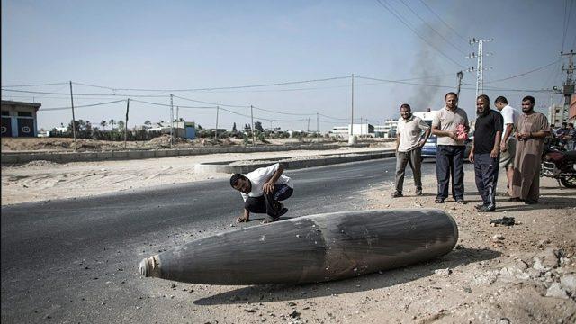 конфликт в секторе Газа