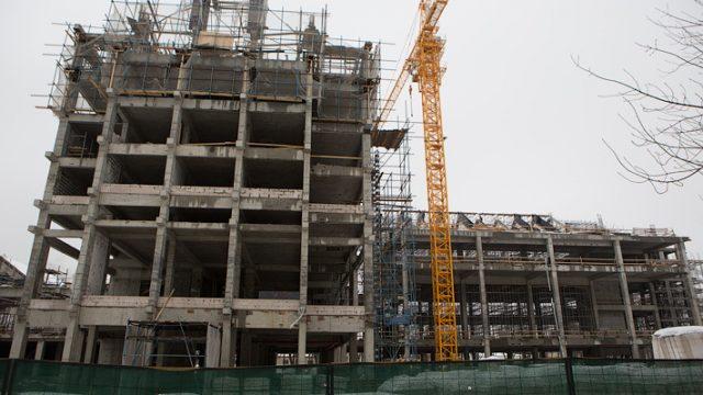 строительство гостиницы в Минске