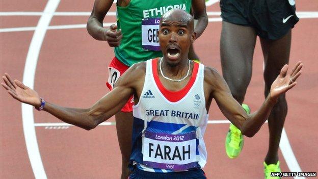 «Это был лучший момент в моей жизни», - рассказал спортсмен Мо Фара, победитель финального чемпионата по легкой атлетике в 2012 году в Лондоне