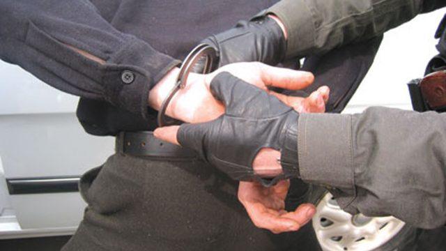 Задержание за кражу