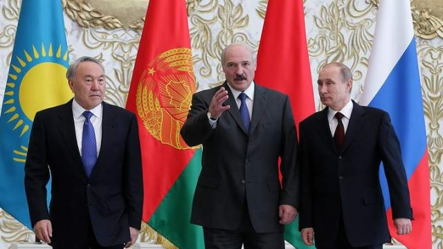 Путин про реэкспорт