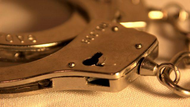 Арест борисовчан
