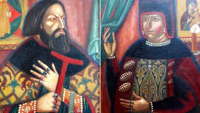 Картины Стеллецкого
