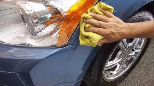 Содержите свой автомобиль в чистоте