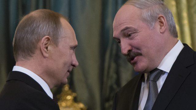 Договоренность Путина и Лукашенко