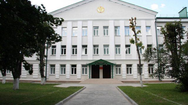 Институт пограничной службы Беларуси