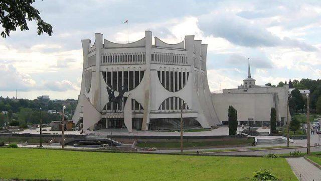 Театр в Гродно