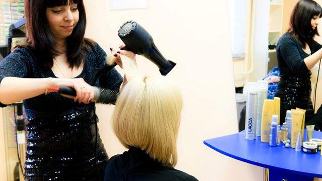 Скидки в парикмахерских