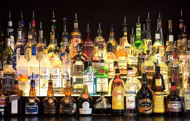 Элитные спиртные напитки
