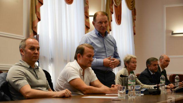 Встреча в Минске по Украине
