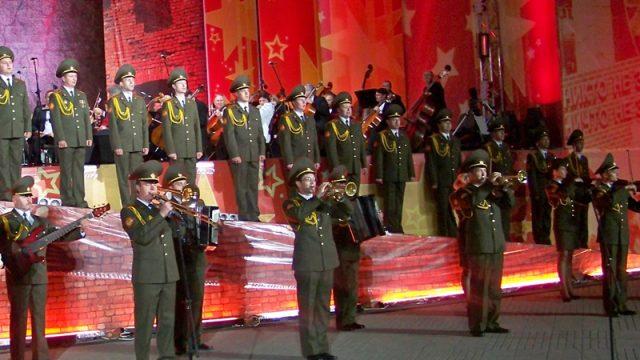 Ансамбль Вооружённых Сил Беларуси