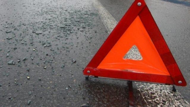 Авария в в Вилейском районе