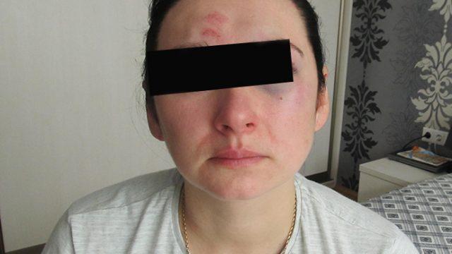 Калина Вардомская избила автомобилистку