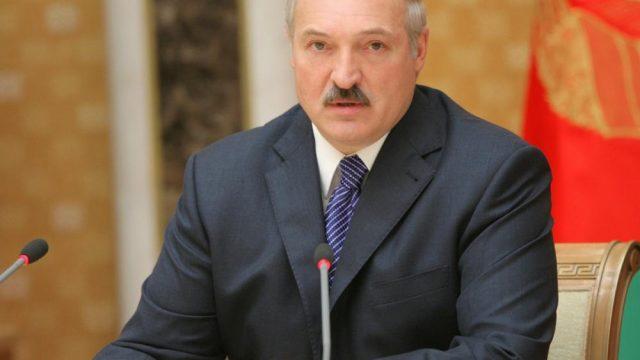 Лукашенко об эмбарго