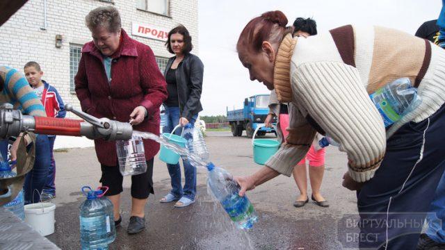 Проблемы с водой
