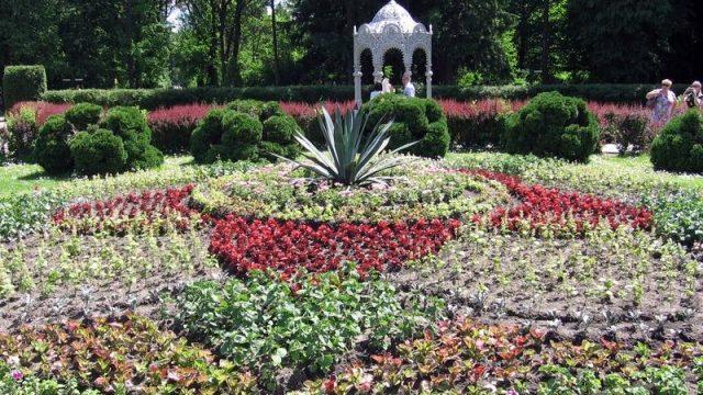 Ботанический сад в Минске