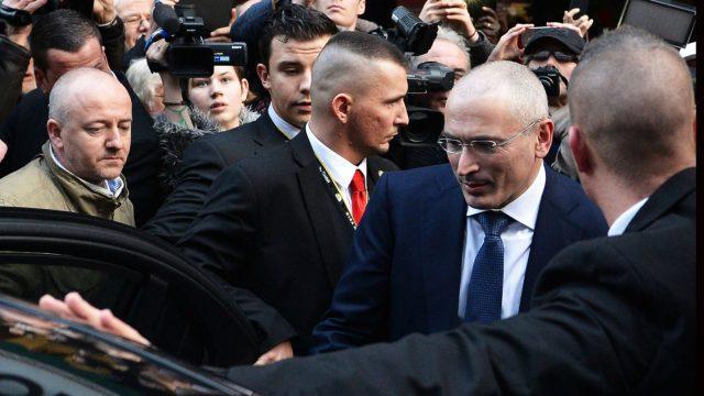 Ходорковский про пост президента