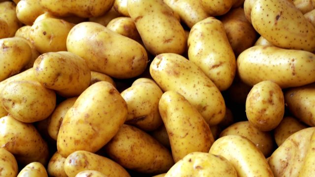 Возврат картошки