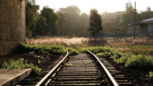 Трагедия на железной дороге