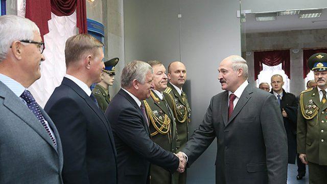 Лукашенко о Службе безопасности