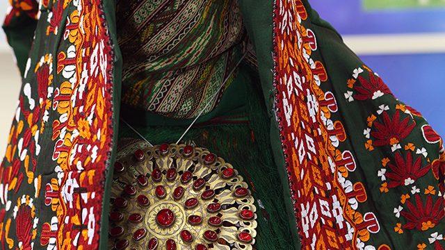 Выставка туркменских товаров