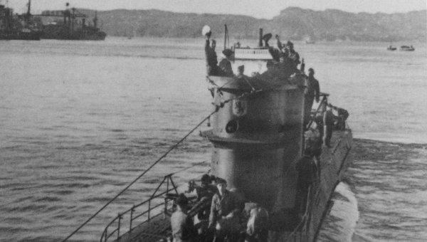 Корабль периода ВОВ