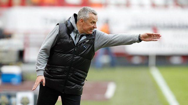 Кучук на пост главного тренера