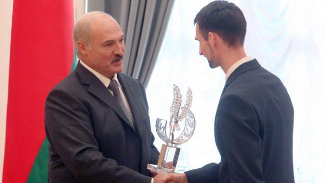 Лукашенко про историю